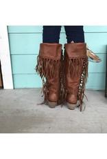 Caborca Tall Fringe Boots