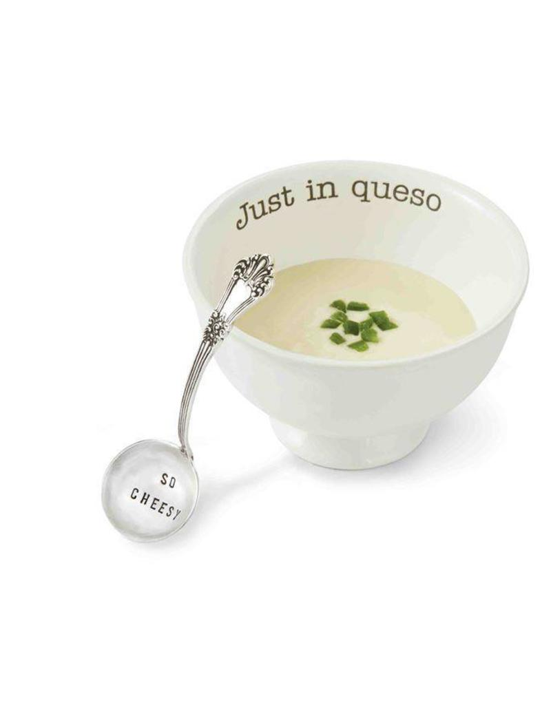 MudPie Circa Just in Queso Dip