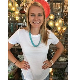 Turquoise Necklace/Headband