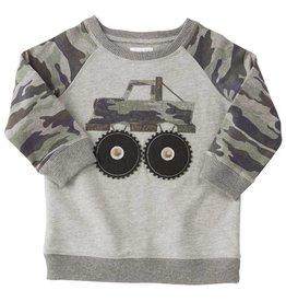Camo Truck Sweatshirt