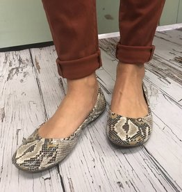 Lucky Brand Lucky Brand Emmie Flats in Natural Bogota