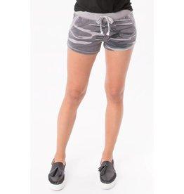 Z Supply Z Supply Camo Shorts Black