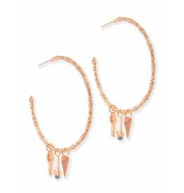 Kendra Scott Kendra Scott Shiloh Earrings in Rose Gold