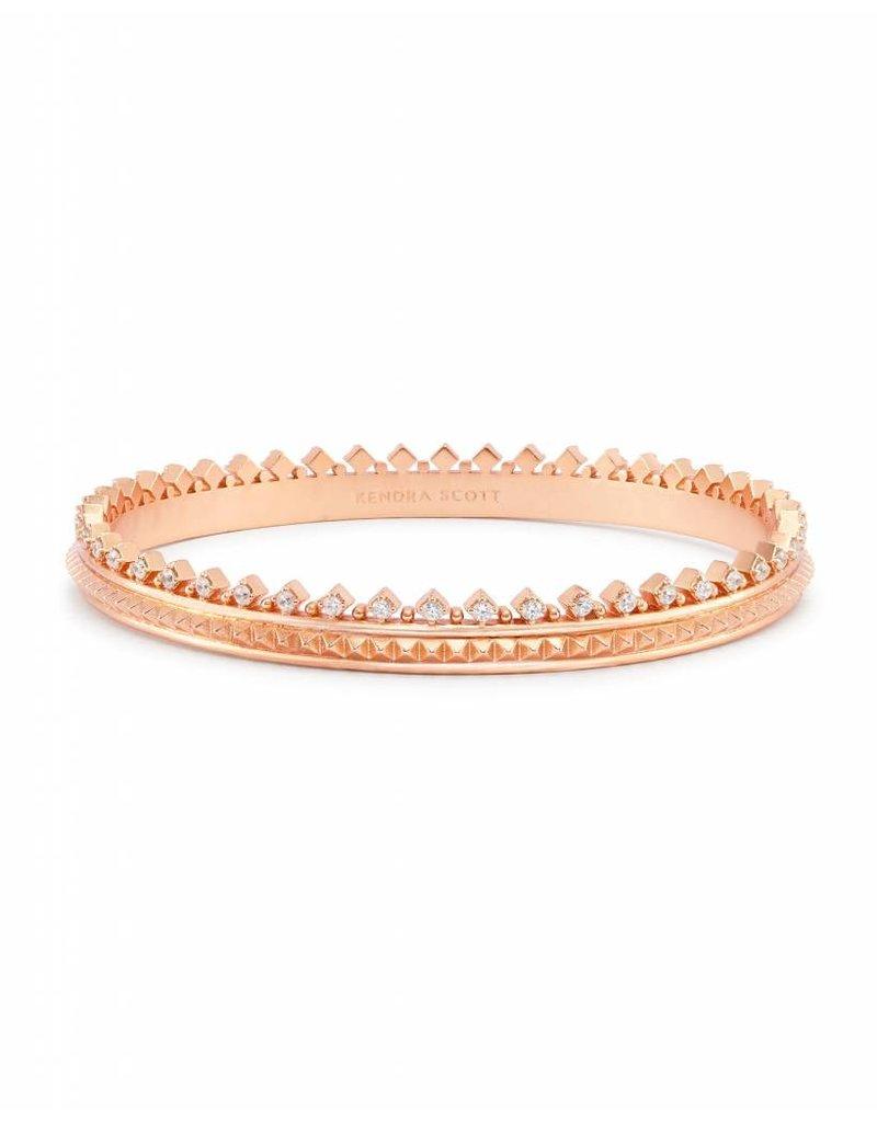 Kendra Scott Kendra Scott Mary Caroline Bracelet in Rose Gold