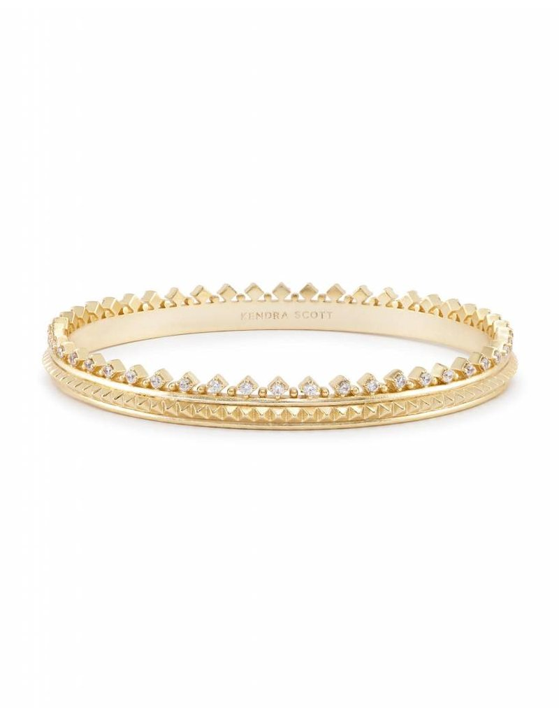 Kendra Scott Kendra Scott Mary Caroline Bracelet in Gold