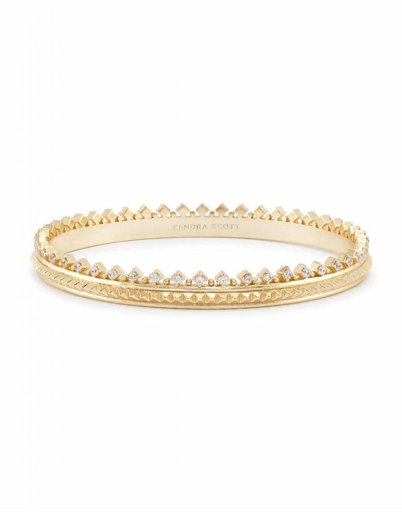 Kendra Scott Kendra Scott Mary Caroline Bracelet in Gold