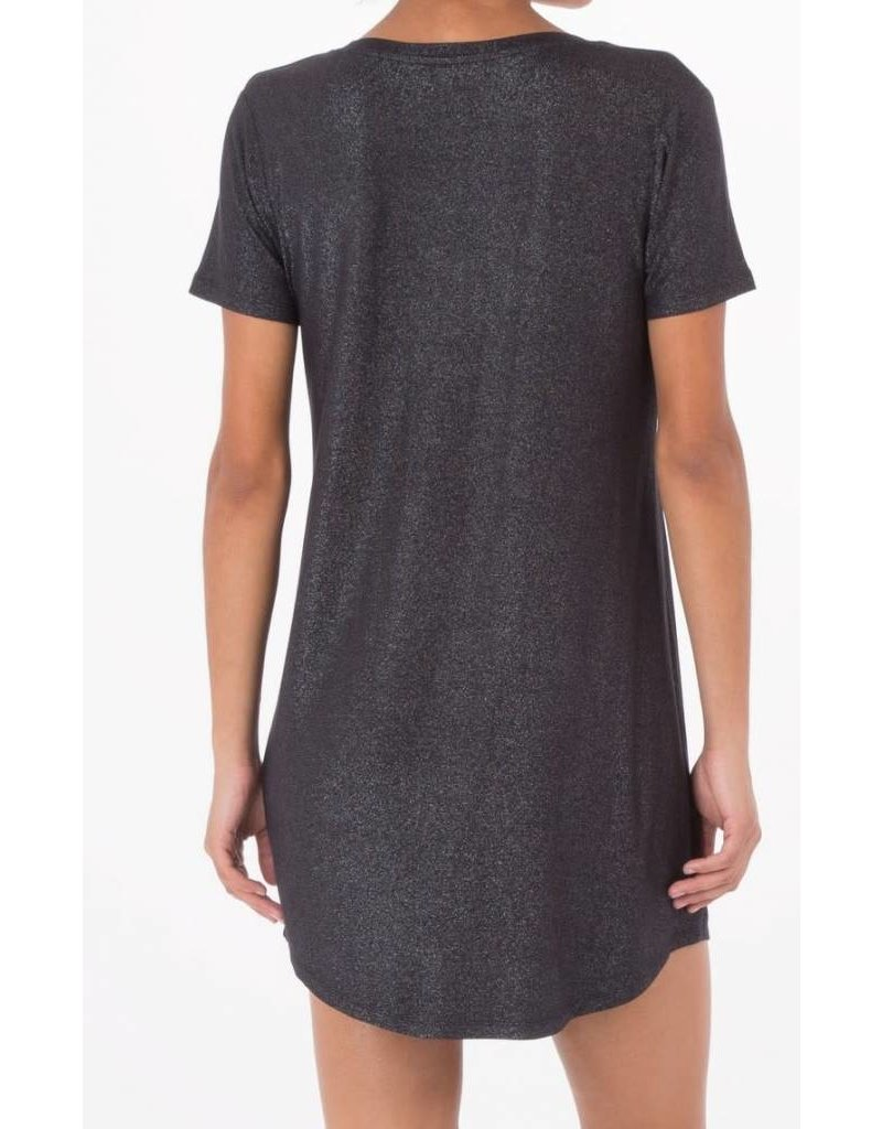 Z Supply Shimmer Dress Black