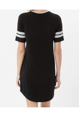 Z Supply League Dress in Black