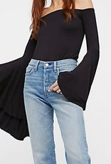 Free People Free People Birds of Paradise Bell Sleeved Top