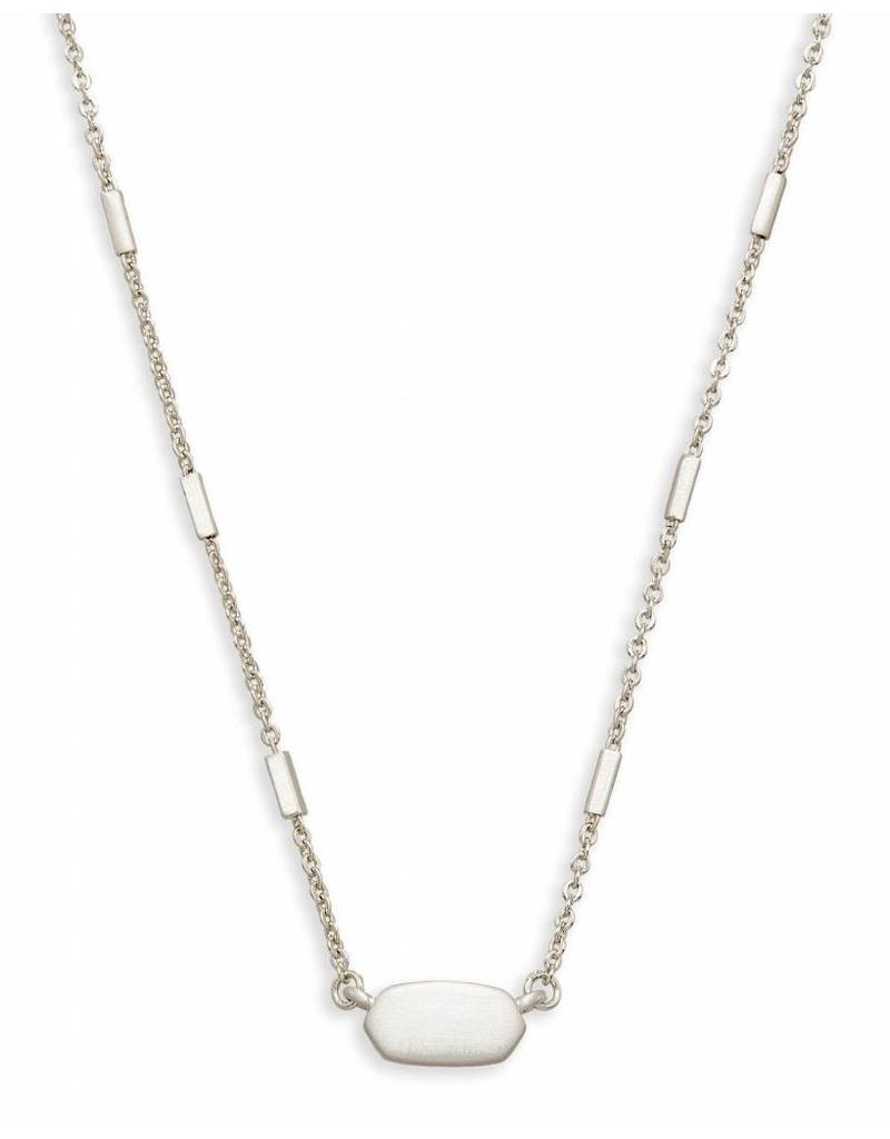Kendra Scott Kendra Scott Fern Necklace in Silver