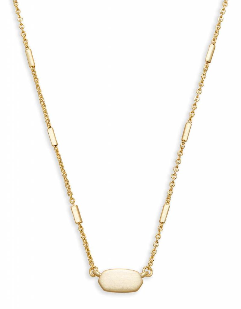 Kendra Scott Kendra Scott Fern Necklace in Gold