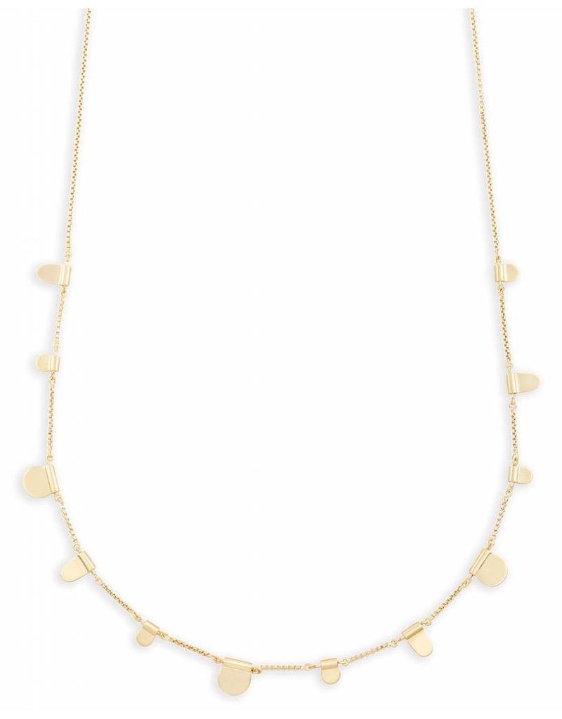 Kendra Scott Kendra Scott Olive Necklace in Gold