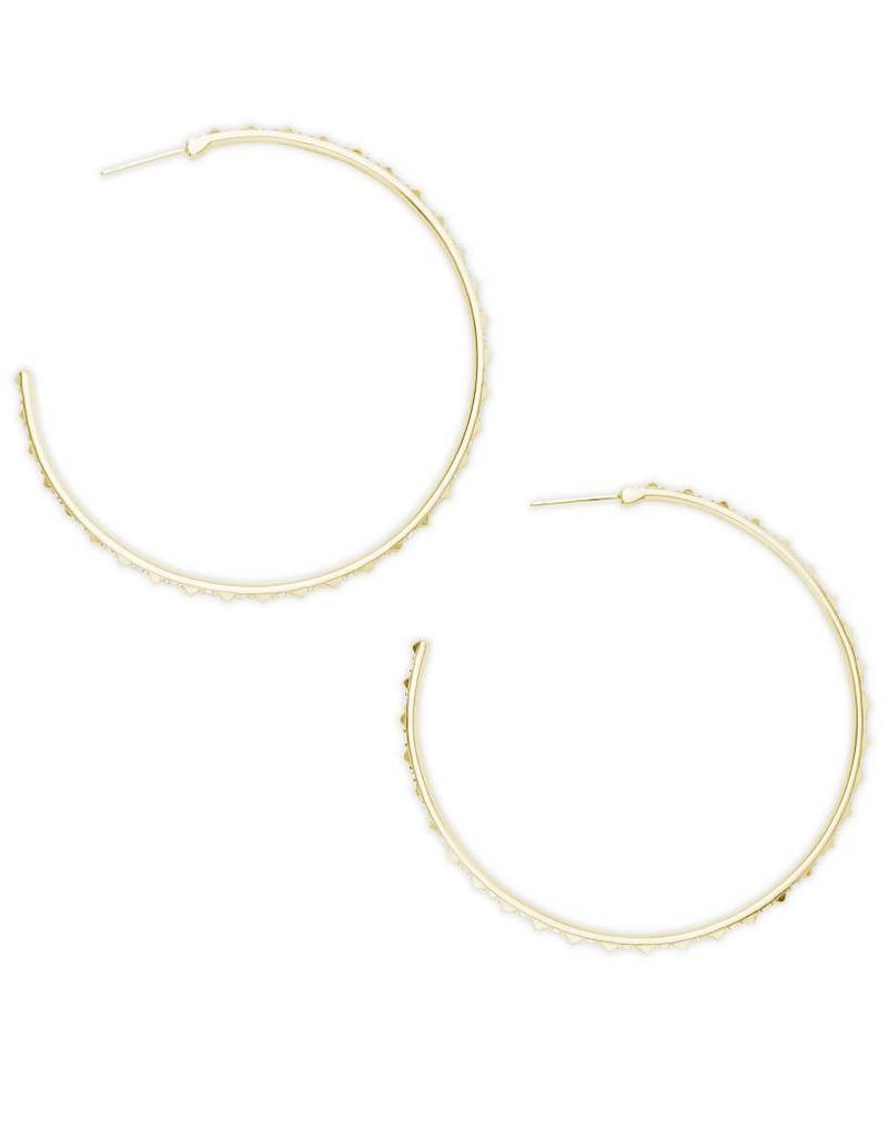 Kendra Scott Kendra Scott Val Earrings in Gold