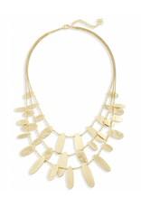 Kendra Scott Kendra Scott Nettie Necklace in Gold