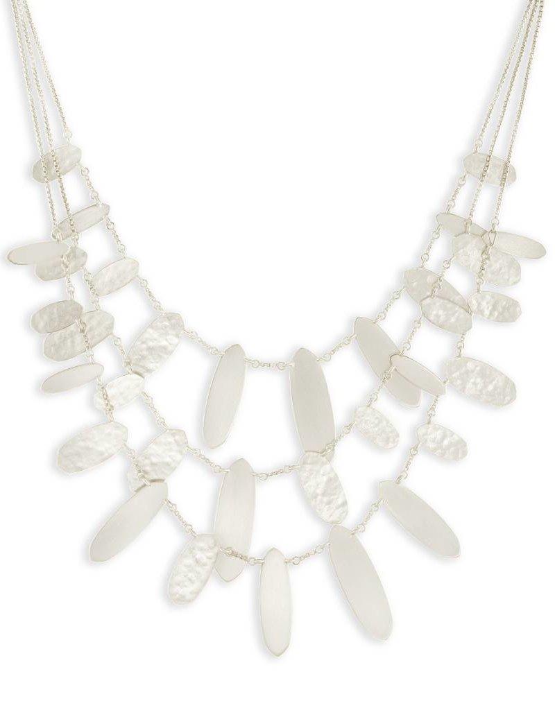 Kendra Scott Kendra Scott Nettie Necklace in Silver