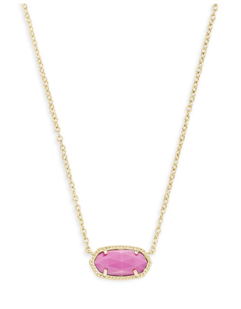 Kendra Scott Kendra Scott Elisa Necklace in Magenta