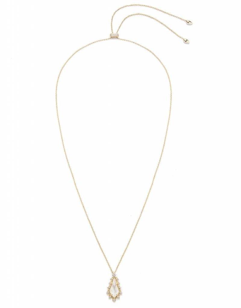 Kendra Scott Kendra Scott Shelly Necklace in Gold