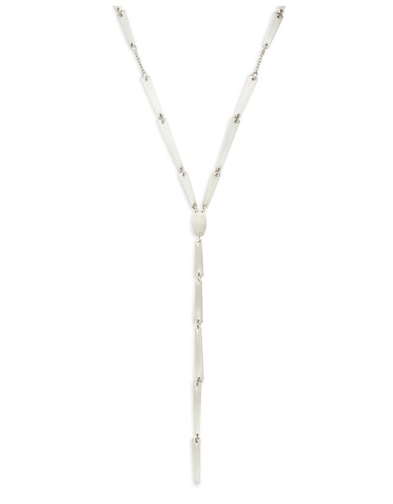 Kendra Scott Kendra Scott Gail Necklace Silver