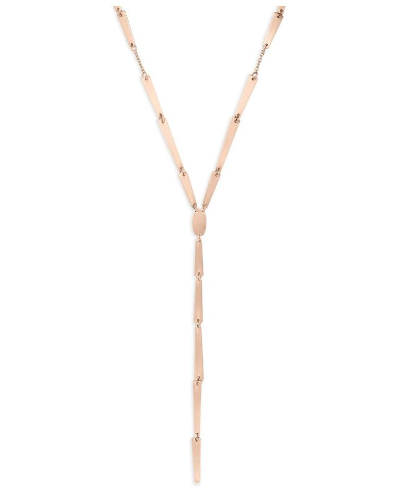 Kendra Scott Kendra Scott Gail Necklace Rose Gold