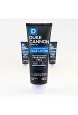 Duke Cannon Face Lotion