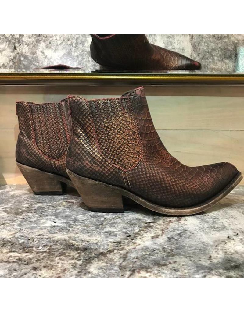 Liberty Black Liberty Black Scale Boots- 71305