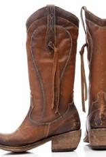 Liberty Black Liberty Black Brown Tassle Boots- 711132 A