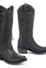 Liberty Black Liberty Black Black Tassle Boots- 711132 C