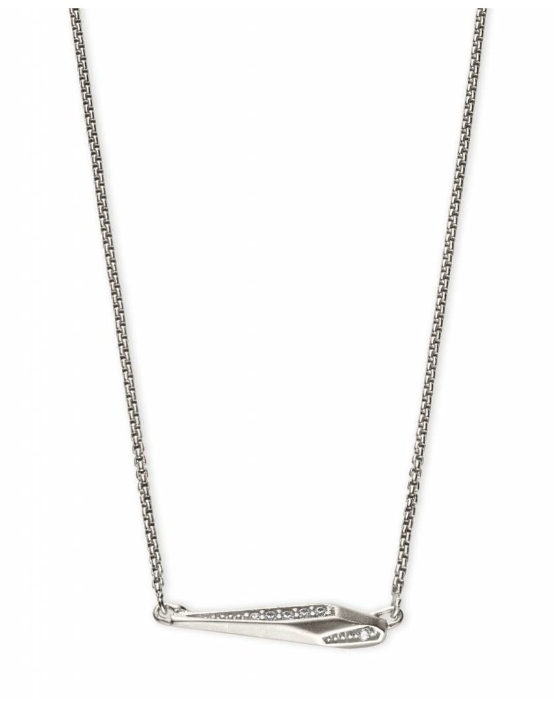 Kendra Scott Kendra Scott Tabitha Necklace in Silver