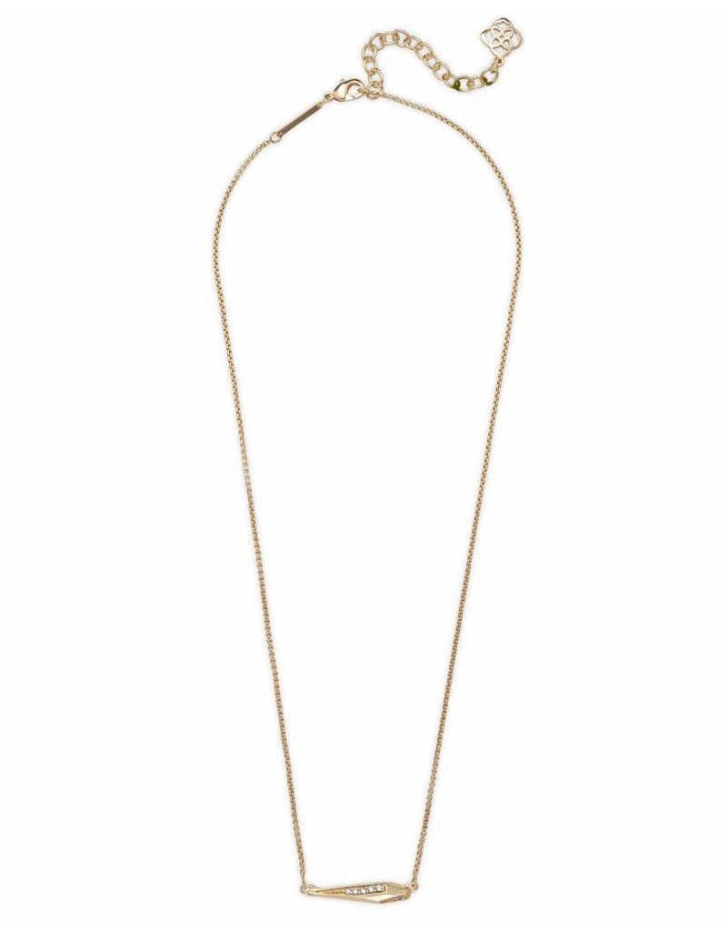 Kendra Scott Kendra Scott Tabitha Necklace in Gold