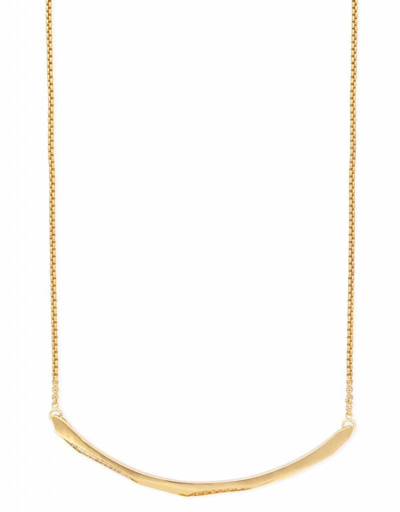 Kendra Scott Kendra Scott Graham Necklace in Gold