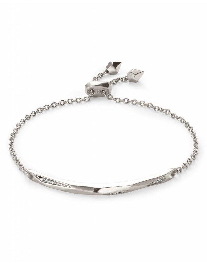 Kendra Scott Kendra Scott Angela Bracelet in Silver