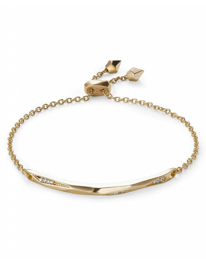 Kendra Scott Kendra Scott Angela Bracelet in Gold