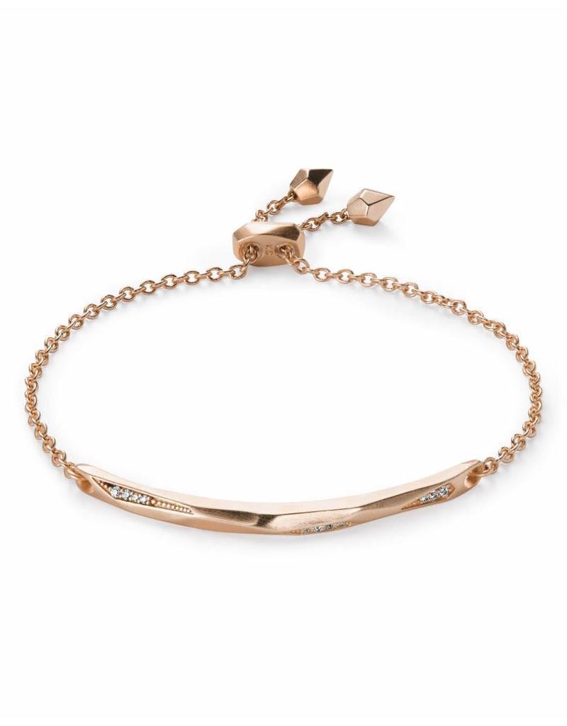 Kendra Scott Kendra Scott Angela Bracelet in Rose Gold