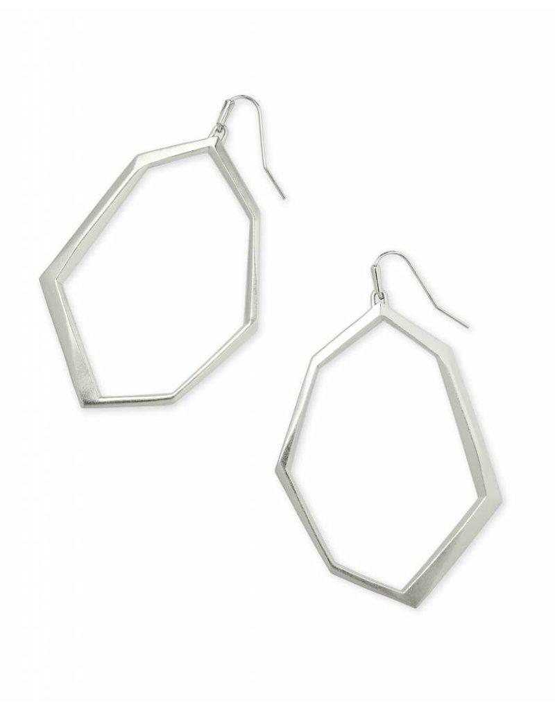 Kendra Scott Kendra Scott Lindsey Earrings in Silver