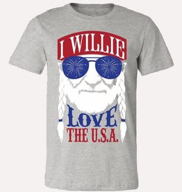 I Willie Love the USA