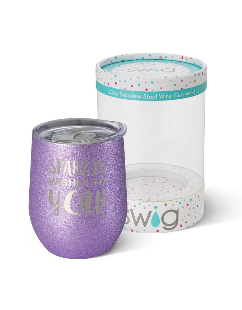 SWIG SWIG Celebrations Sparkly Wishes To You