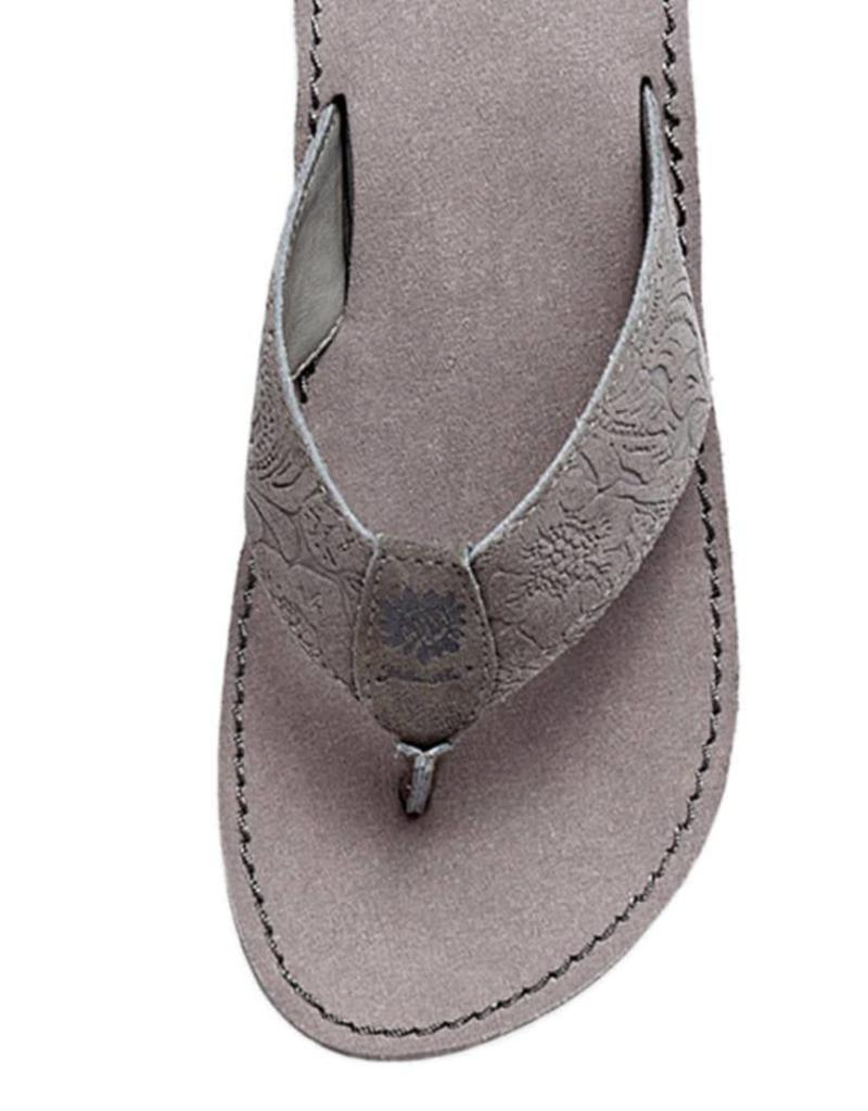 Yellow  Box Rini Sandals in Gray