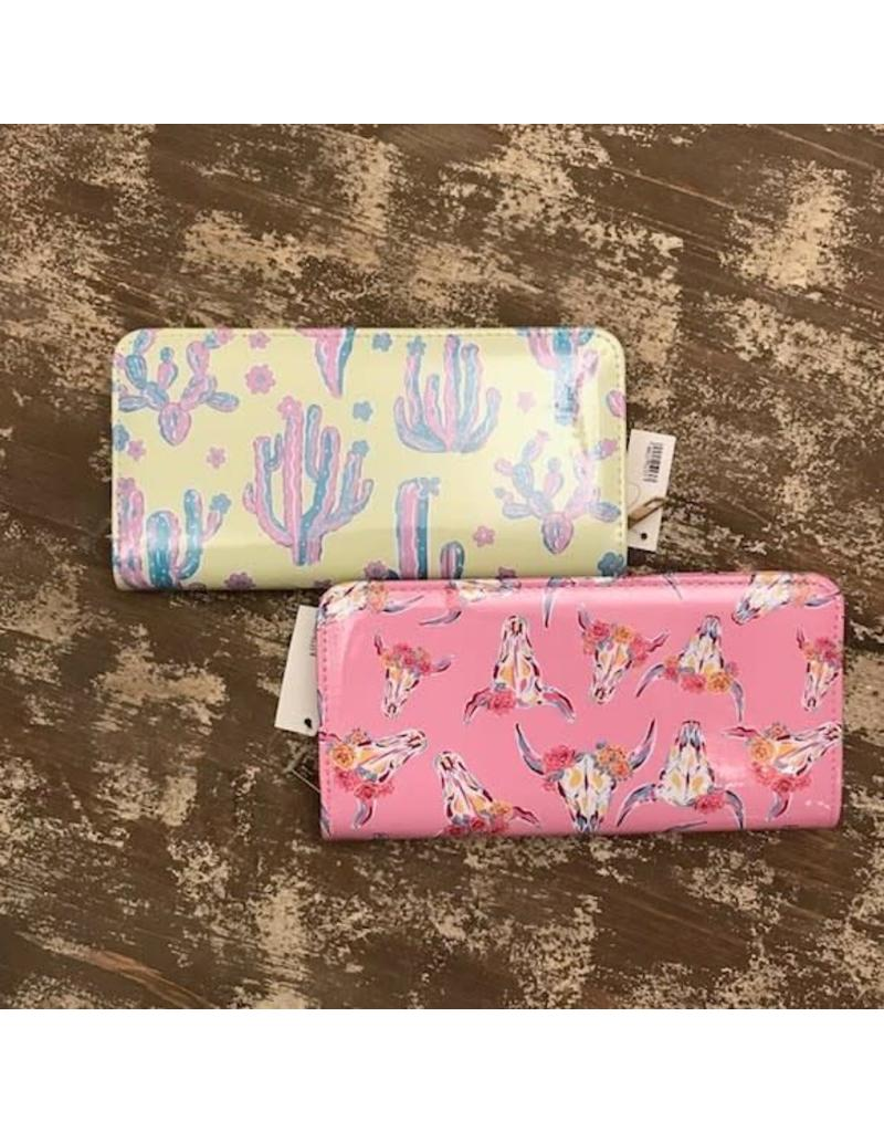 Simply Southern Phone Wallet with Design