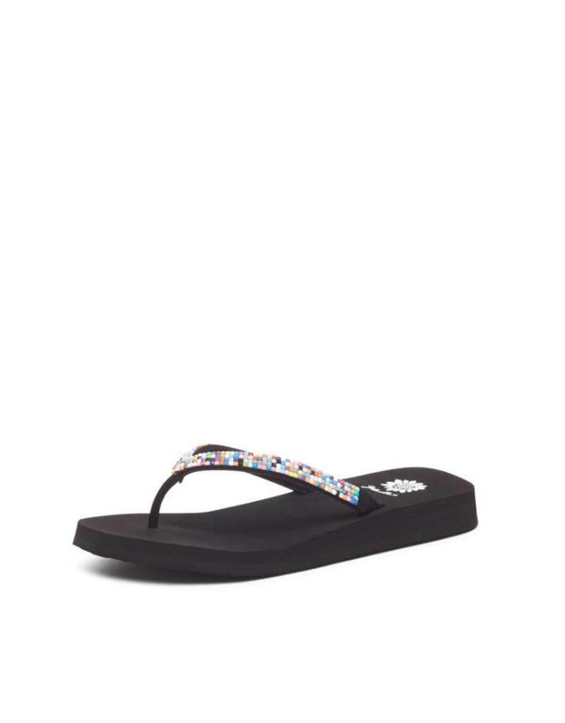 Girl's Mae II Sandals in Rainbow