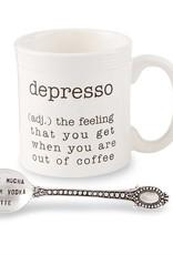 DEPRESSO COFFEE MUG SET