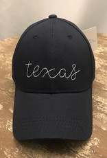 Ever Ellis Navy Texas Hat