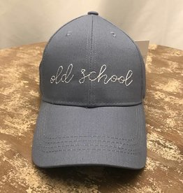 Ever Ellis Gray Old School Hat