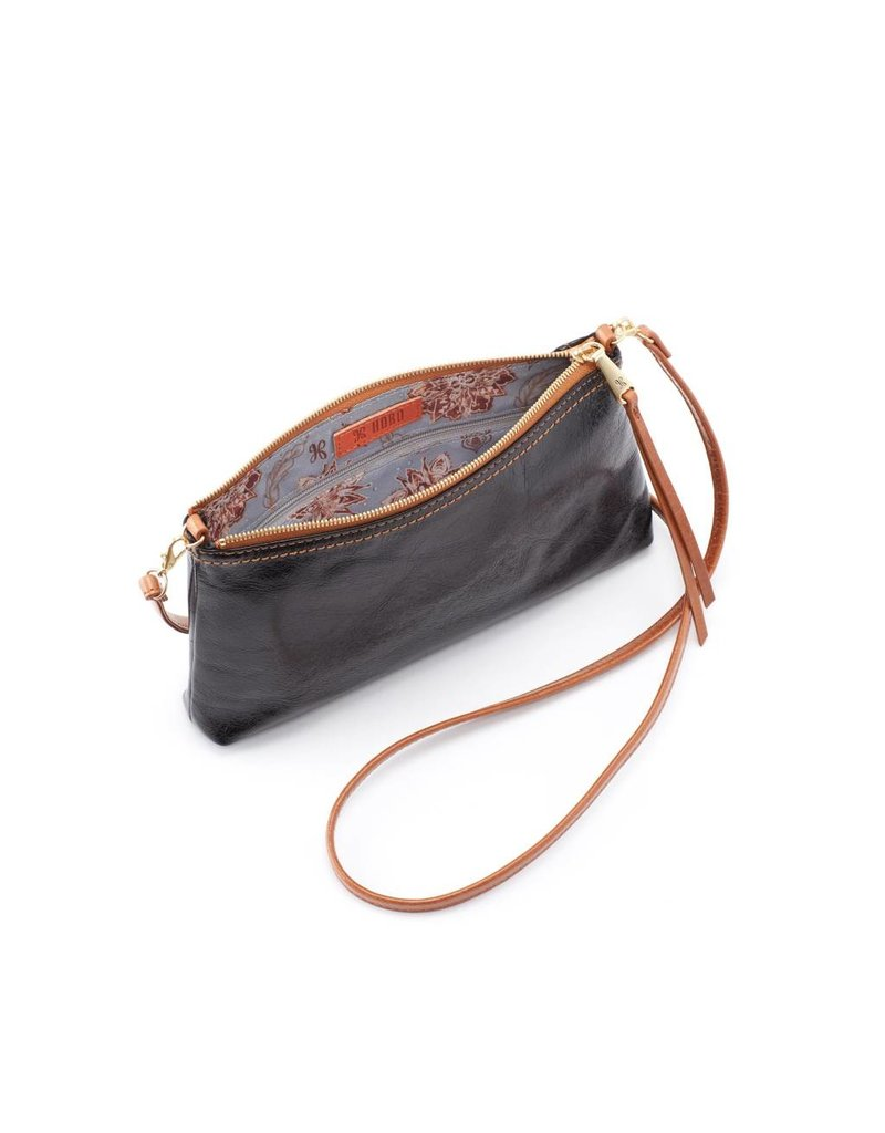 Hobo Darcy Black Leather