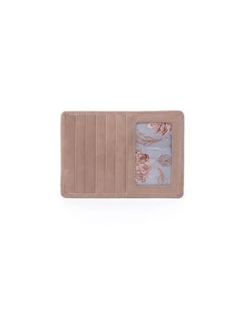 Hobo Euro Slide Wallet Ash
