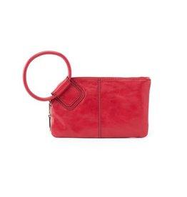 Hobo Sable Geranium Leather