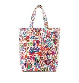 Consuela Consuela Legacy Basic Bag- White Swirly