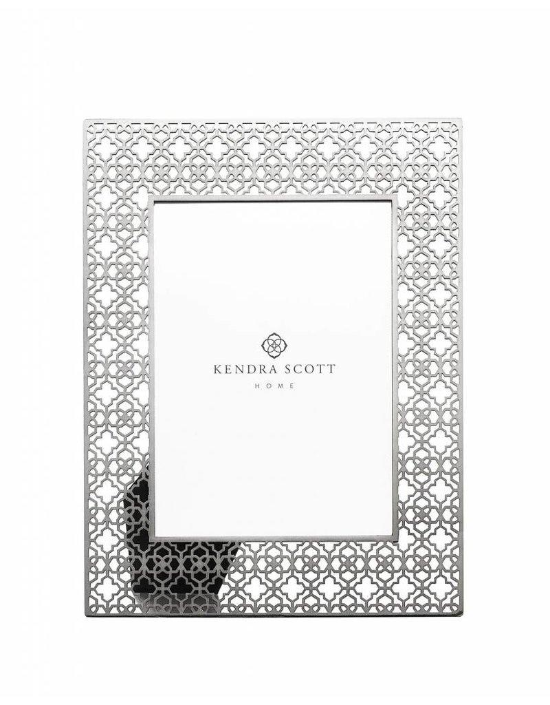 Kendra Scott 5x7 Frame in Antique Silver