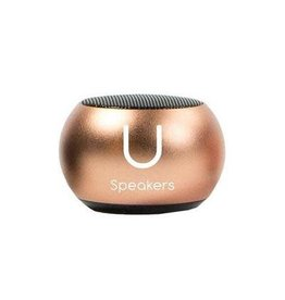 Mini Speaker-- Rose Gold