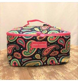 Simply Southern Paisley Glam Bag