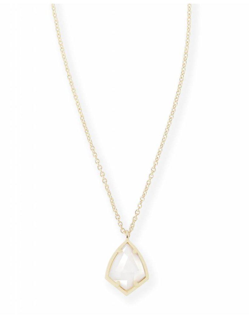 Kendra Scott Cory White MOP on gold